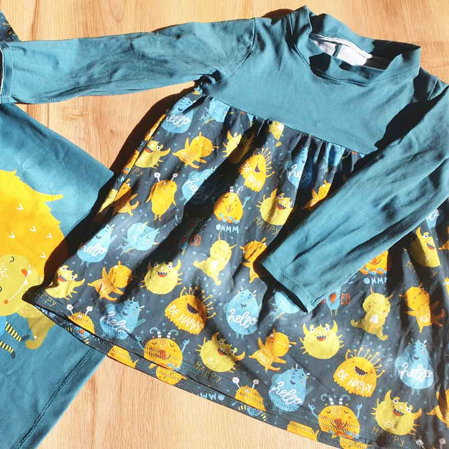 Kleid Wanda von Schnittgeflüster